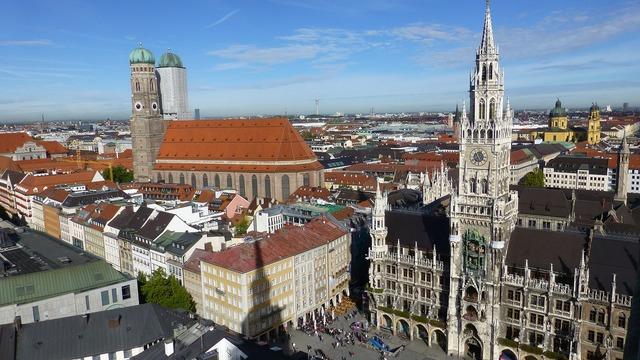 Bavaria state capital munich.