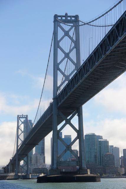Bay bridge san francisco architecture, architecture buildings.