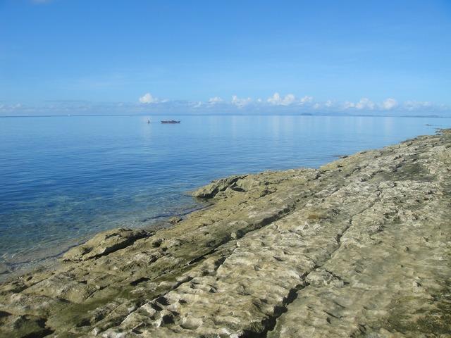 Beach canigao philippines, travel vacation.