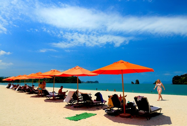Beach hotel langkawi, travel vacation.