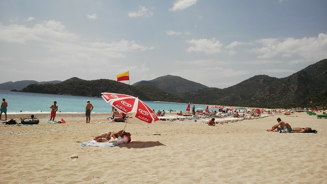 Beach marine free photos, travel vacation.