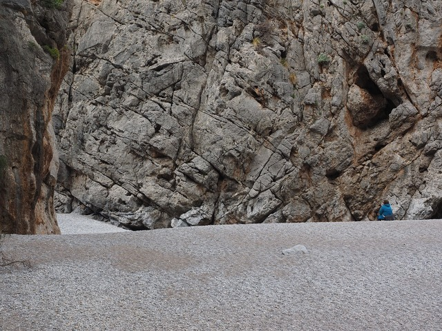 Beach pebble beach pebble, travel vacation.