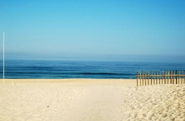 Beach quiaios portugal, travel vacation.