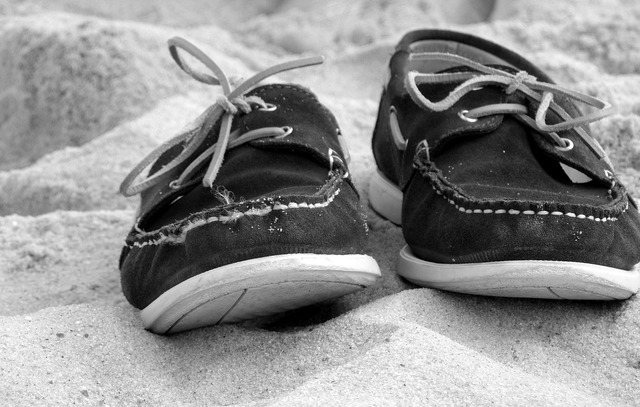 Beach shoes shoes sand, travel vacation.