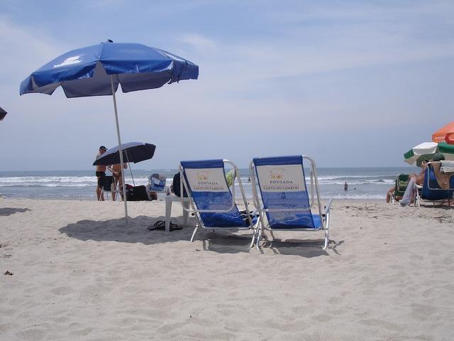 Beach sol summer, travel vacation.