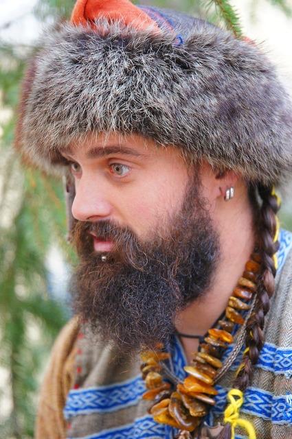 Beard man modesto, people.