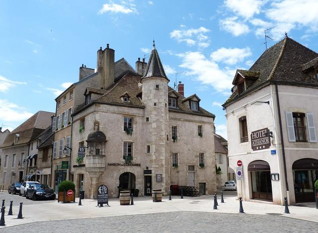 Beaune france historically, travel vacation.