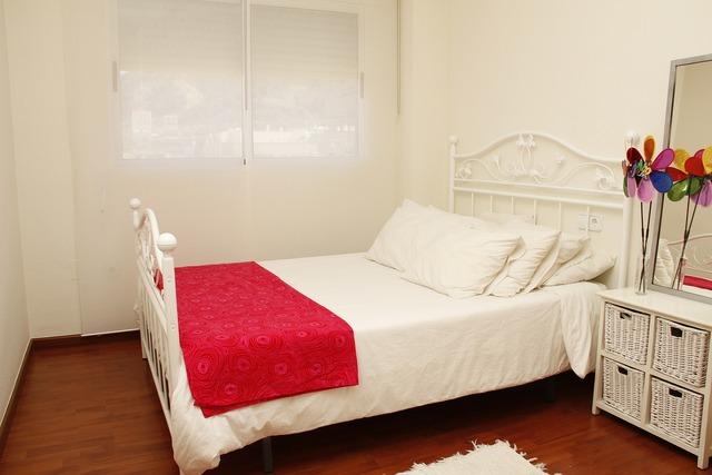 Bedroom harmony decoration, emotions.