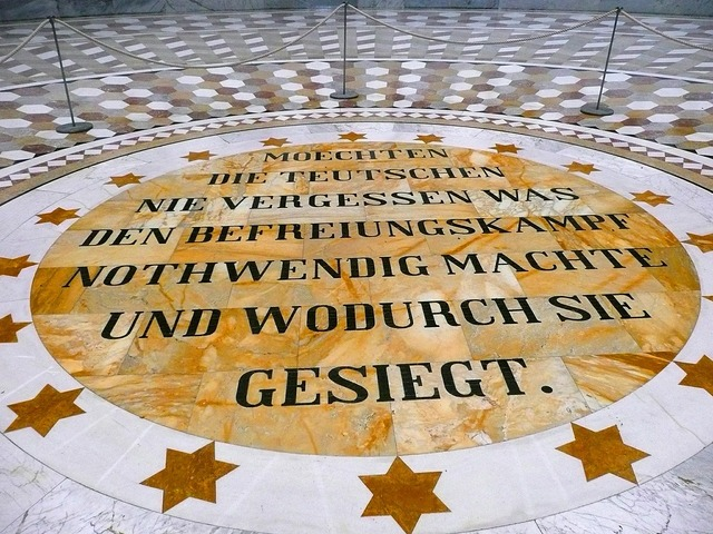 Befreiungshalle kelheim germany, places monuments.