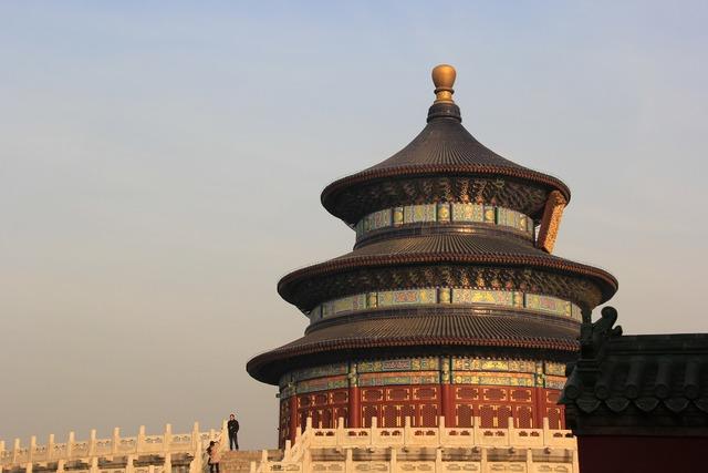 Beijing the temple of heaven spectacular.