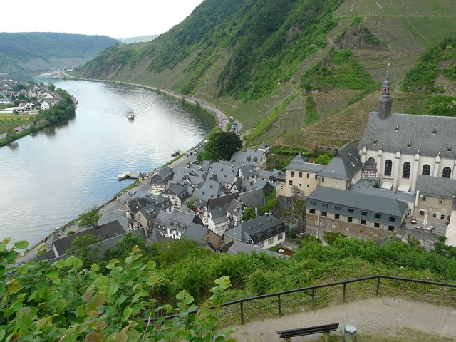 Beilstein mosel city, architecture buildings.