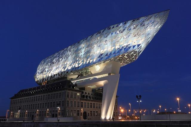 Belgium antwerp office, architecture buildings.
