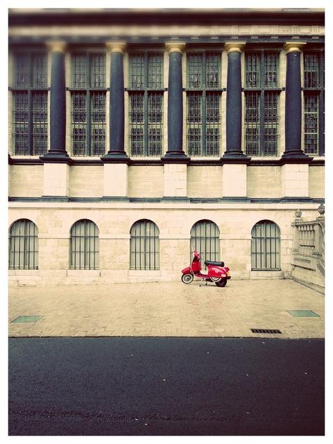 Belgium building roller, architecture buildings.