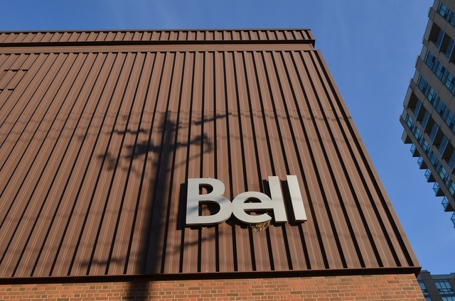 Bell central office toronto, business finance.