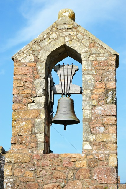 Bell mont orgueil castle gorey, travel vacation.