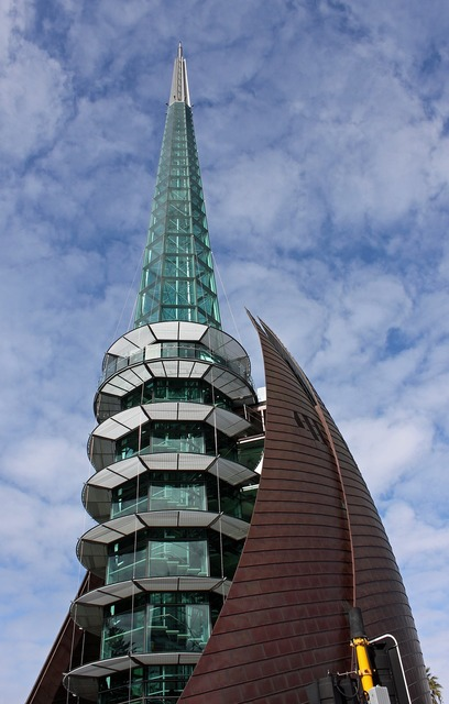 Bell tower perth australia, architecture buildings.
