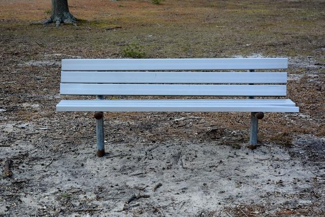 Bench seat park.