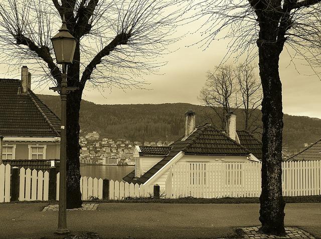 Bergen norway nordnesgutt, architecture buildings.