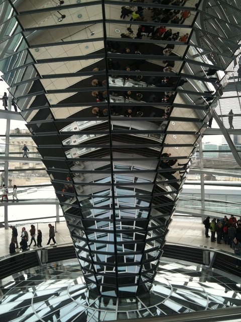 Berlin glass dome reichstag building, architecture buildings.