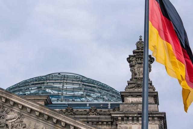 Berlin reichstag germany.