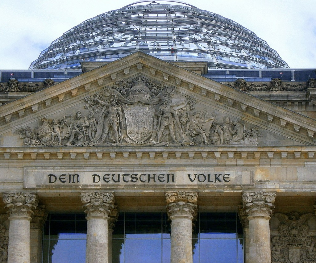 Berlin reichstag landmark, places monuments.
