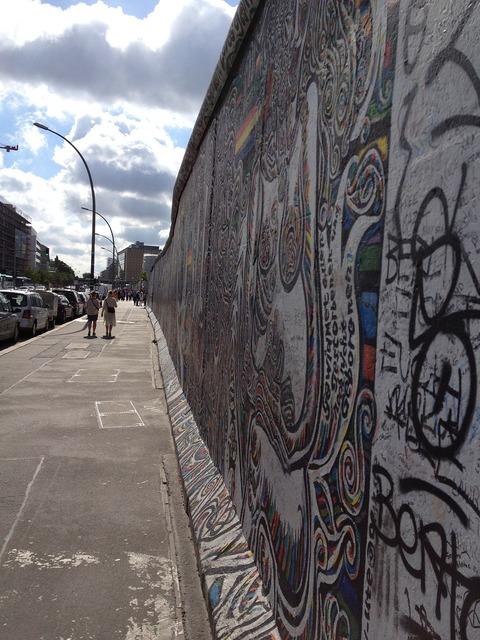 Berlin wall germany east berlin.