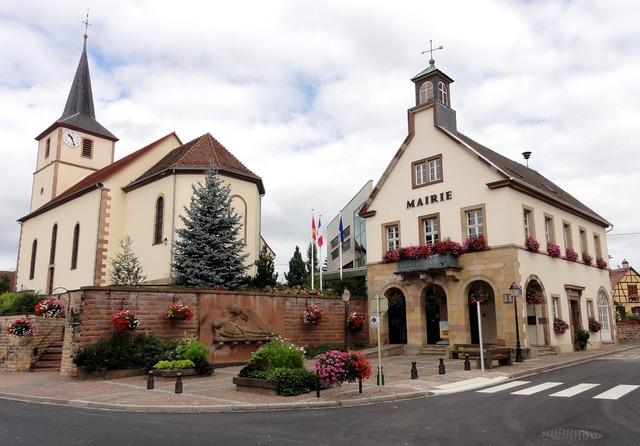 Betschdorf alsace france.