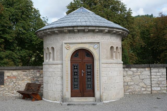 Beuron monastery architecture, architecture buildings.