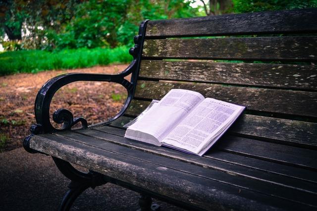 Bible bench south carolina.