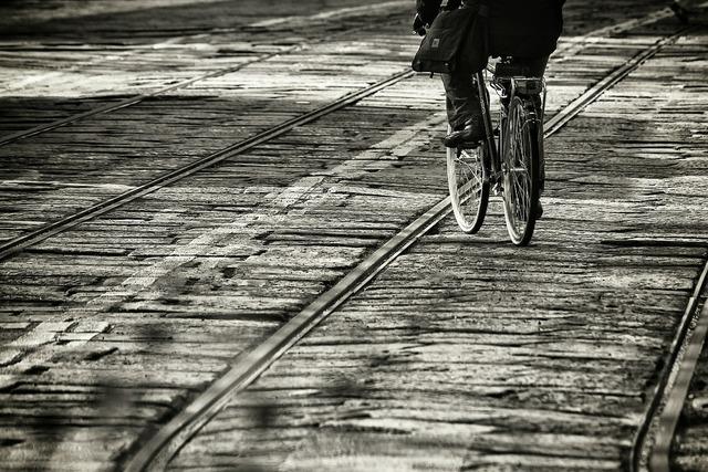 Bicycle milan italy.