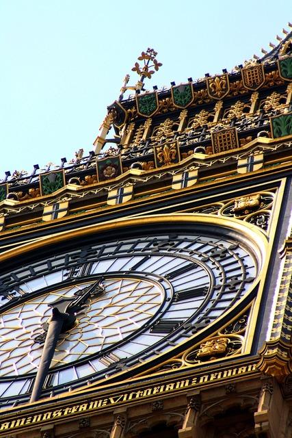 Big ben england landmark, places monuments.