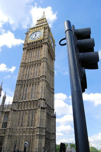 Big ben houses of parliament london, architecture buildings.