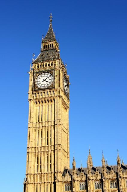 Big ben london, architecture buildings.