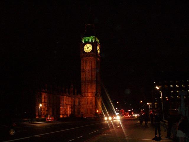 Big ben london clock, places monuments.