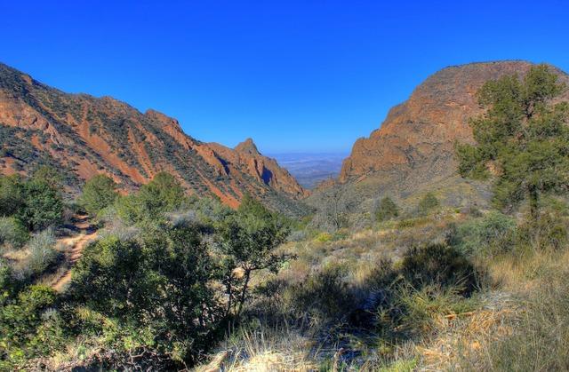 Big bend national park texas usa.