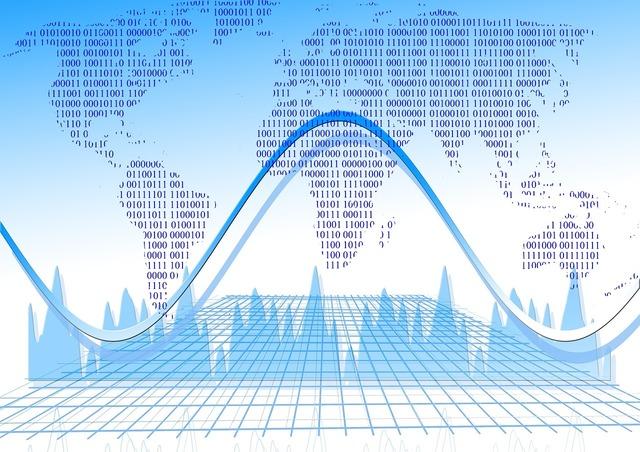 Big data data world.