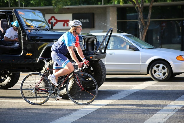 Biker cyclist bicycle, sports.
