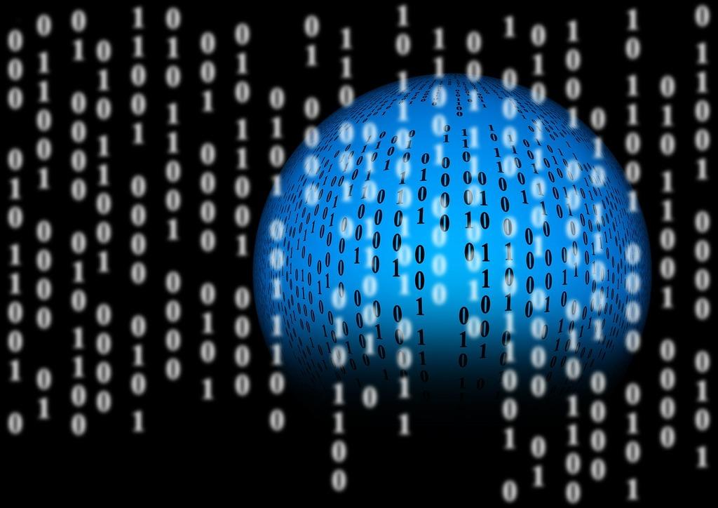 Binary system software 1, computer communication.