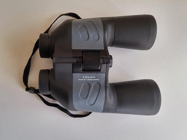 Binoculars watch spy.
