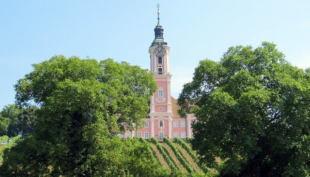 Birnau basilica church, religion.