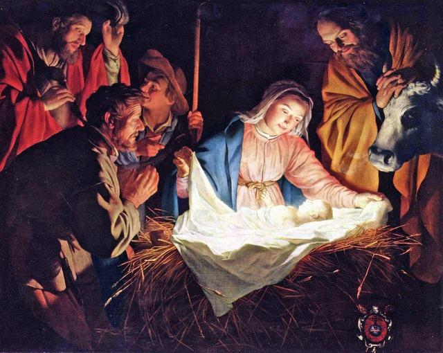 Birth of jesus nativity adoration of the shepherds, religion.