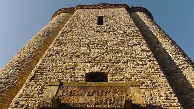 Bismarkturm mold tower middle ages, places monuments.