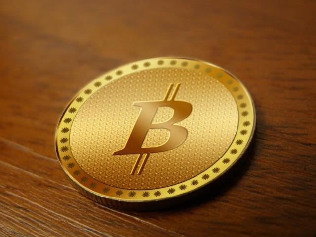 Bitcoin coin money, business finance.