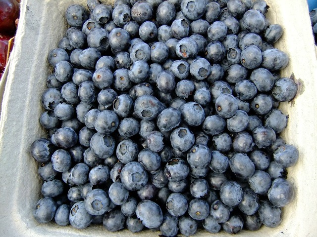 Blueberries fruit eat, food drink.