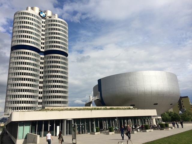 Bmw bmw museum germany.