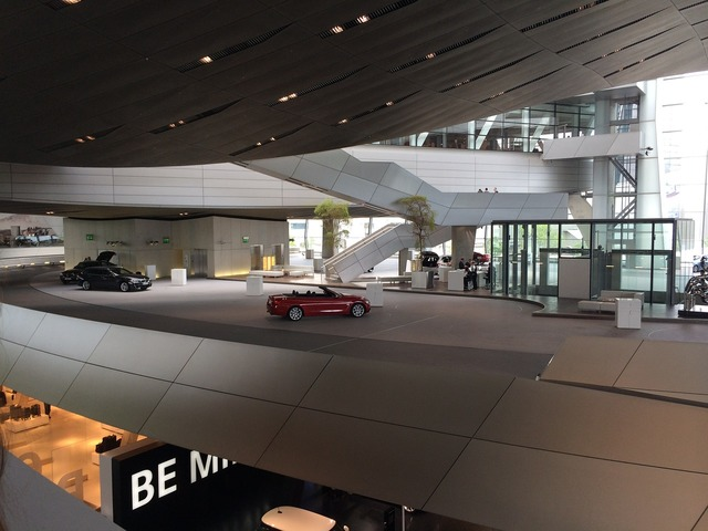 Bmw bmw museum germany.