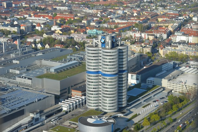 Bmw munich germany, architecture buildings.