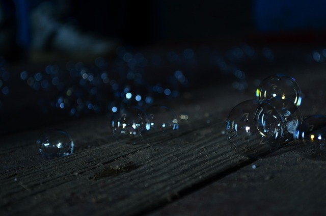 Board bubble bubbles.