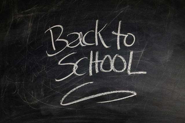 Board school back to school, education.