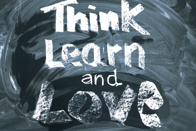 Board think learn, education.